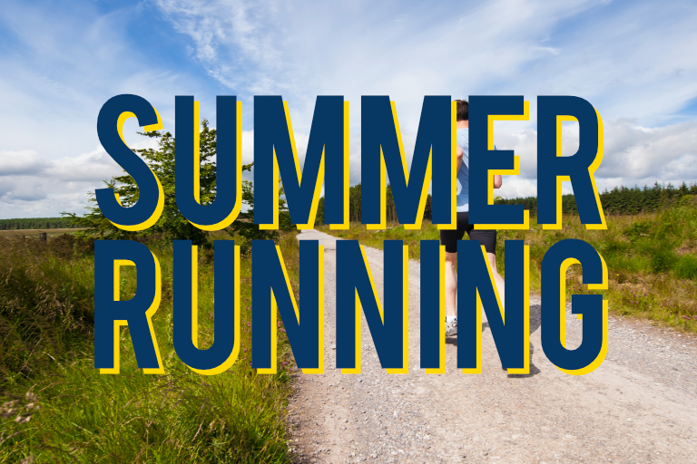 Summer Running Starts July 13th!
